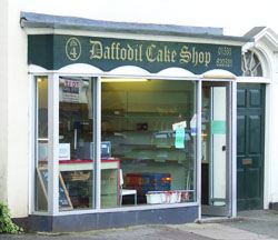 The Daffodil Cake Shop, Newent